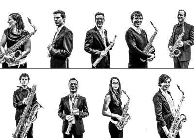 Belgian Saxophone Ensemble
